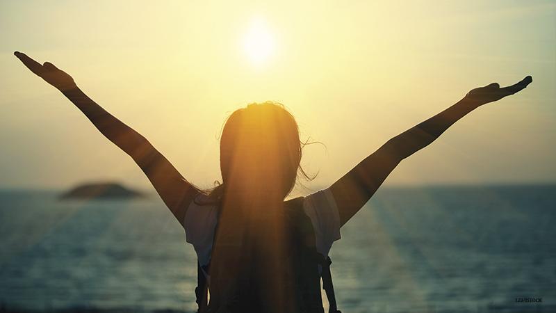 salutul soarelui