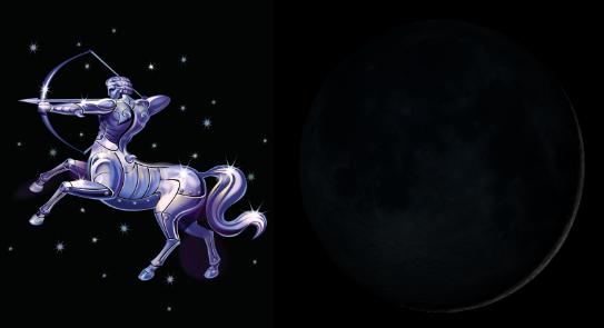 Luna Noua in Sagetator – 29 noiembrie 2016, ora 14:18 – semnificatii astrologice