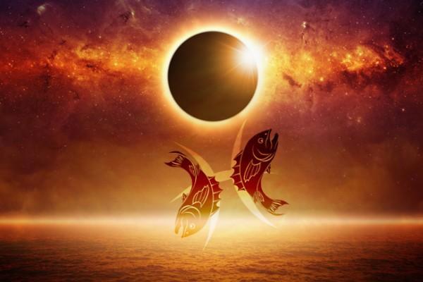Eclipsa inelara de Soare in Pesti, 26 februarie 2017, ora 16:58 – semnificatii astrologice