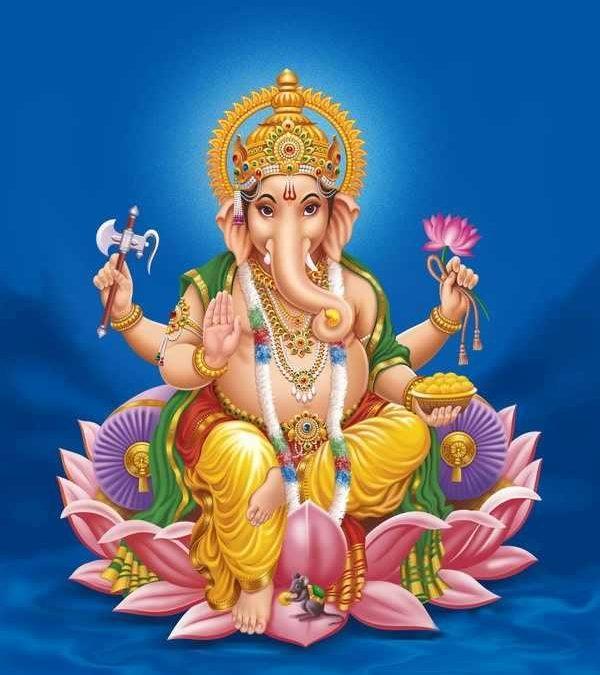 Mantra zeului Ganesha ne conectează la fluxul prosperității universale